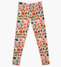Legging naranjada