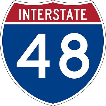 Interstate Number 48 | Interstate Highway Forty eight by igorsin