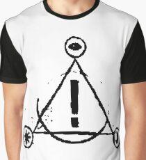 Panik! in der Disco Grafik T-Shirt