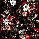 Night Garden XXXVIII by Burcu Korkmazyurek