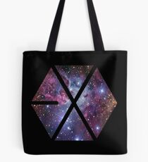 Exo-nebula Tote Bag