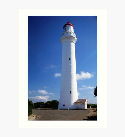 Split Point Lighthouse, Victoria Art Print