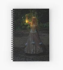 Fairy  Spiral Notebook