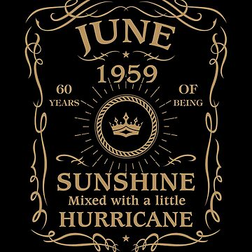 June 1959 Sunshine Mixed With A Little Hurricane by lavatarnt