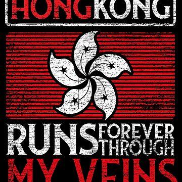 Hong Kong homeland by GeschenkIdee