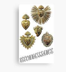 RECONNAISSANCE (gold) Canvas Print