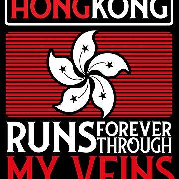 Hong Kong identity by GeschenkIdee
