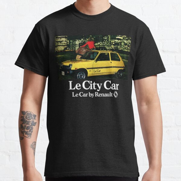 RENAULT LE CAR Classic T-Shirt
