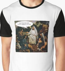 AND THEN HE SAID ... Graphic T-Shirt