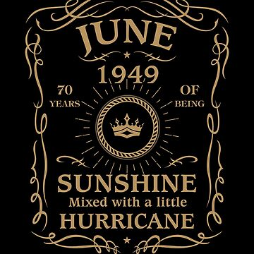 June 1949 Sunshine Mixed With A Little Hurricane by lavatarnt