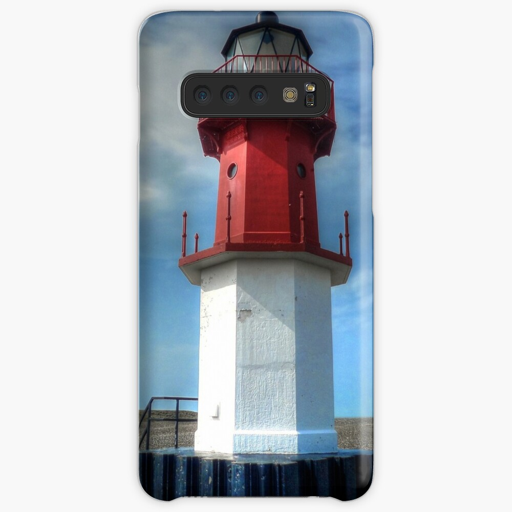 Point of Ayre Lighthouse - Winkie Case & Skin for Samsung Galaxy