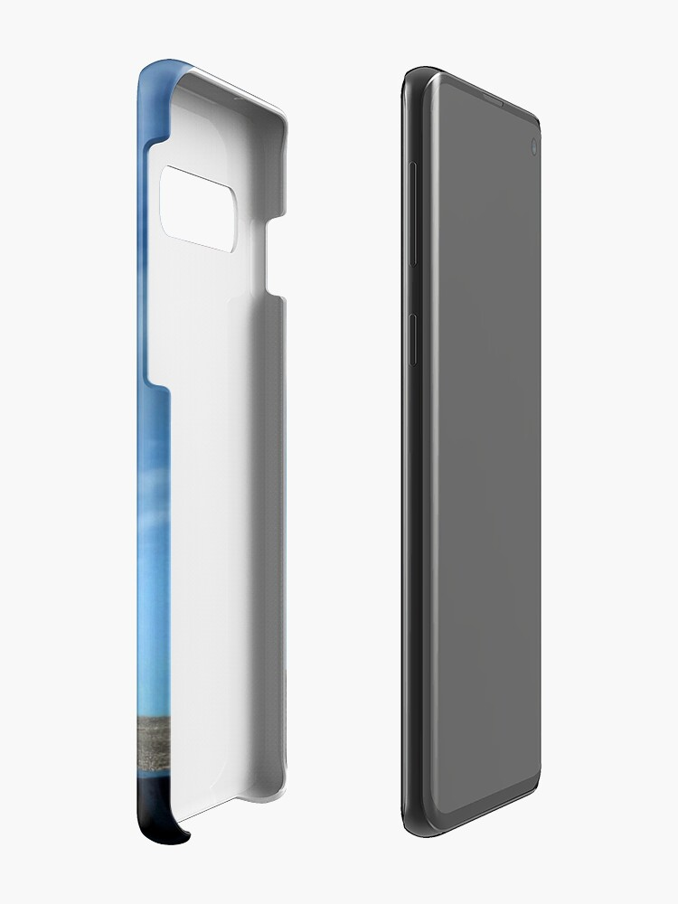 Alternate view of Point of Ayre Lighthouse - Winkie Case & Skin for Samsung Galaxy