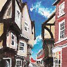 The Shambles, York by mattslinn