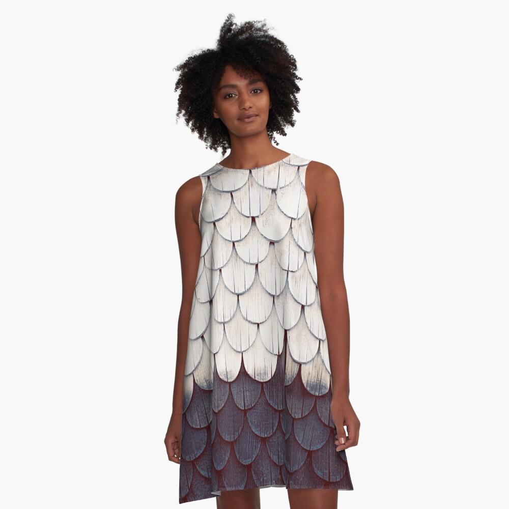 SHELTER A-Line Dress