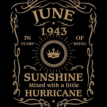 June 1943 Sunshine Mixed With A Little Hurricane by lavatarnt