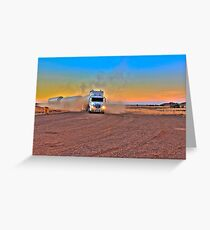 Driver Revive Greeting Card