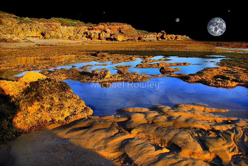 Planets and Water by KeepsakesPhotography Michael Rowley
