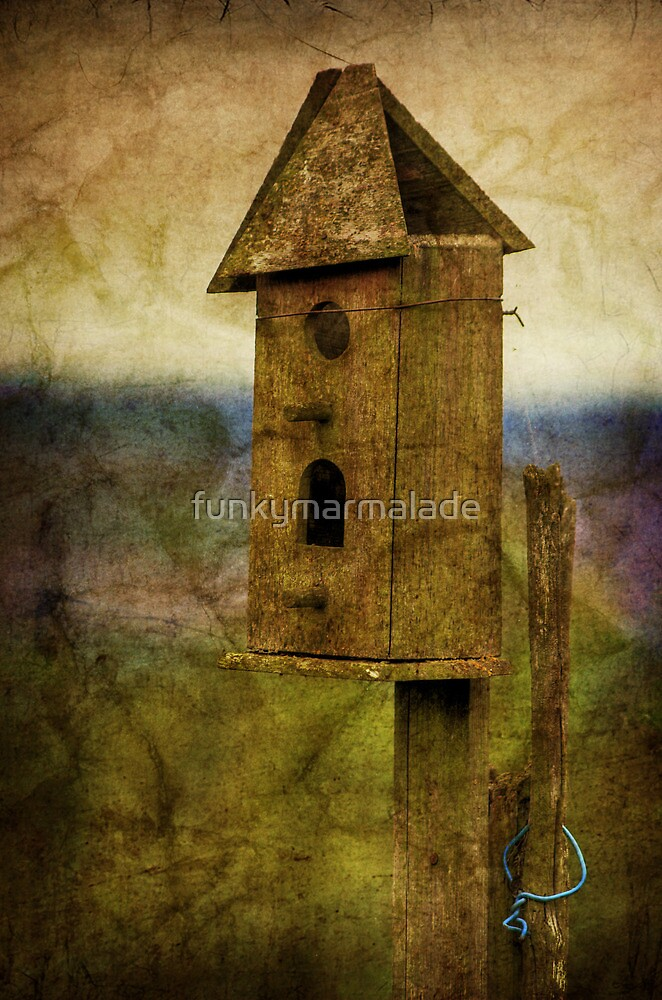 *home sweet home* by funkymarmalade