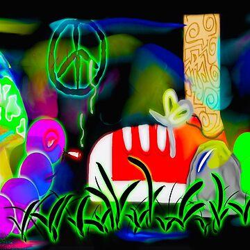 psychedelics  by BettySoda