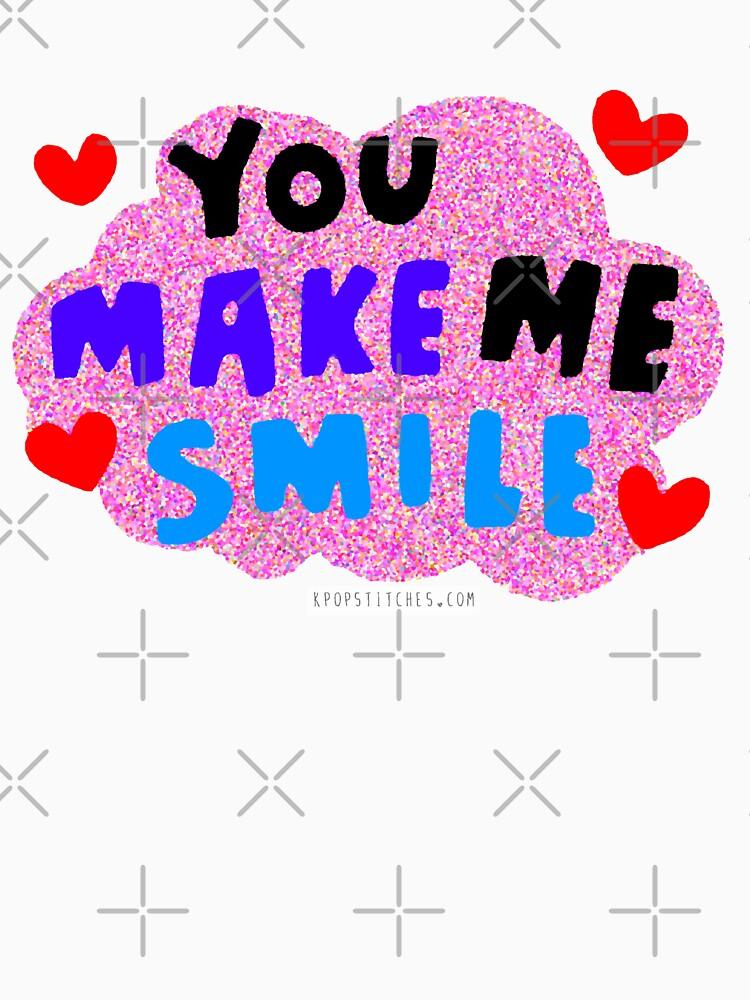 You make me smile by dubukat