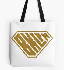 Brooklyn SuperEmpowered (Gold) Tote Bag