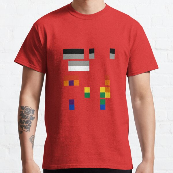 "Baudot Code - ""Square One"" Classic T-Shirt"
