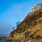 River Tees and Falcon Clints - Teesdale by Reg-K-Atkinson