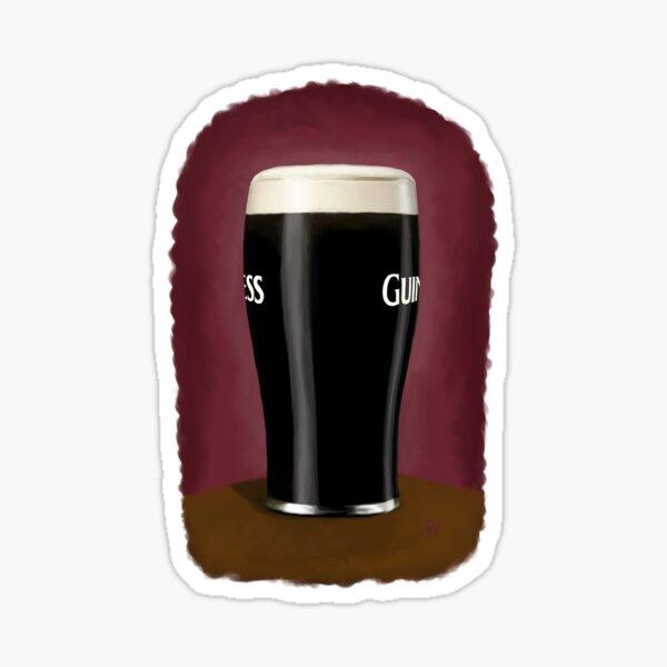 Pinte de Guinness Sticker