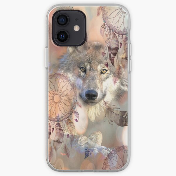 The Dream Wolf iPhone Soft Case