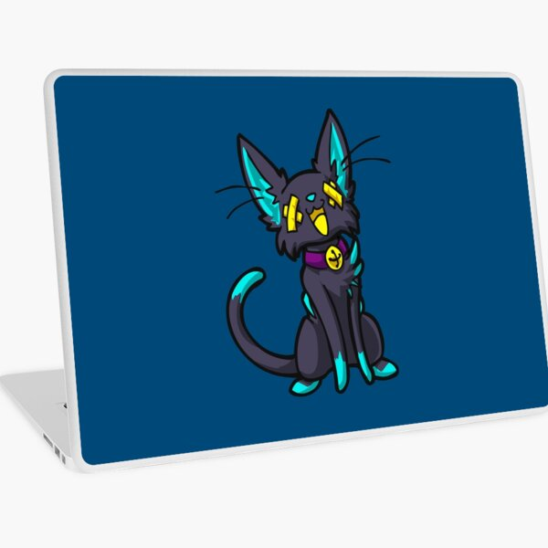 Felisneon Mew Laptop Skin