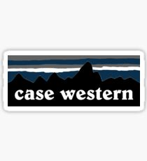 Case Western Sticker