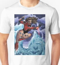 Britannia vs WaterDemon Unisex T-Shirt