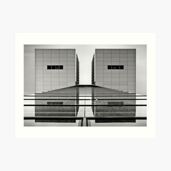 KRANHAUS | 02 Art Print