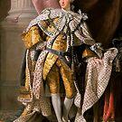 King George III of England, 1762 by edsimoneit