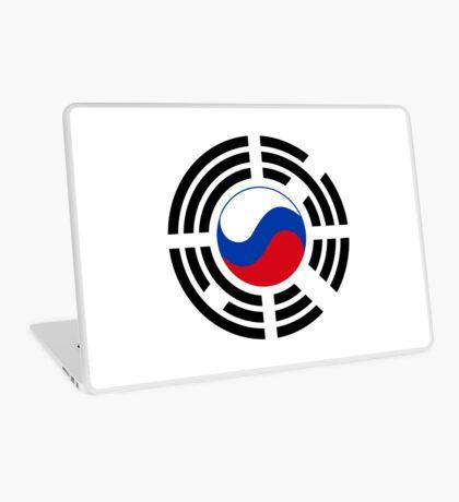 Korean Russian Multinational Patriot Flag Series Laptop Skin