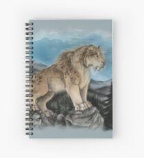 Cuaderno de espiral Cielo prehistórico