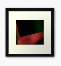 SWEAT... Kauai Sensual Series Framed Print