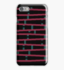 Donkey Kong stairs iPhone Case/Skin
