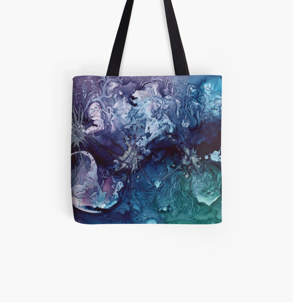 Wonders Never Cease All Over Print Tote Bag