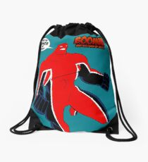 BooMan and the Power of Stuff Drawstring Bag