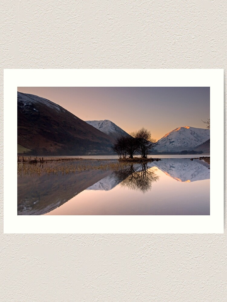 Alternate view of Reflections Art Print