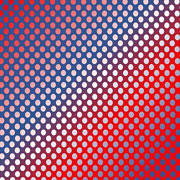 silver polka dots by MallsD