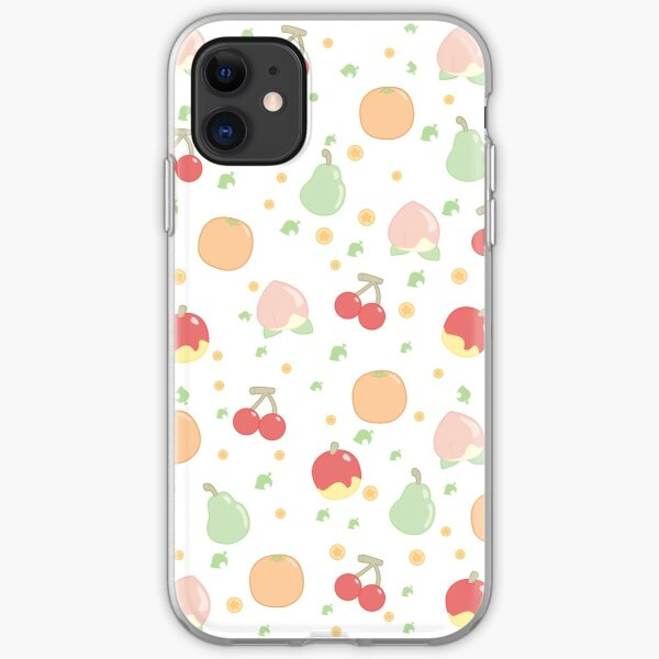 Fruit Pattern  iPhone Soft Case
