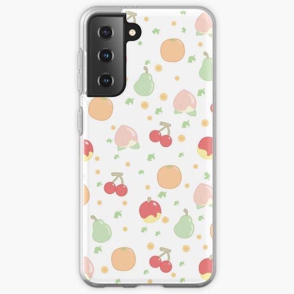Fruit Pattern  Samsung Galaxy Soft Case