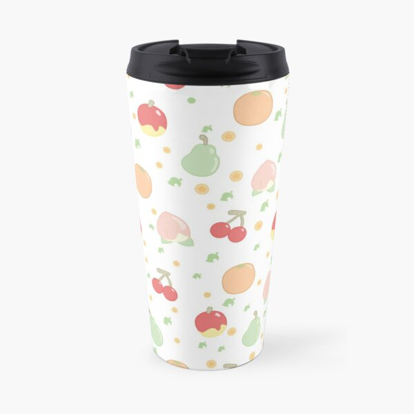 Fruit Pattern  Travel Mug