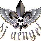 Dj Aengel Logo 2017 - Vampire by Aengel