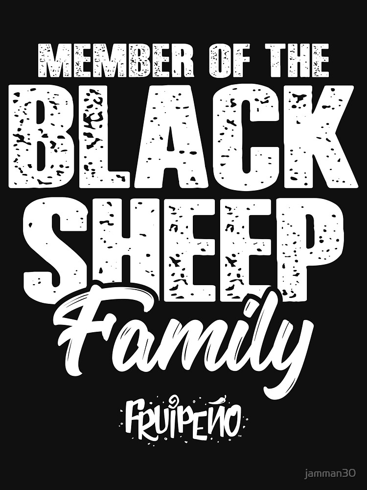 Member of the Black Sheep Family by jamman30
