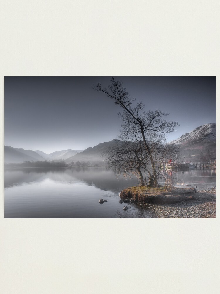 Alternate view of Winters Morning Photographic Print