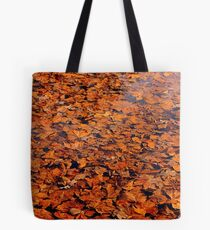 Drowned autumn Tote Bag