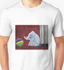 Elephants at Play T-Shirt